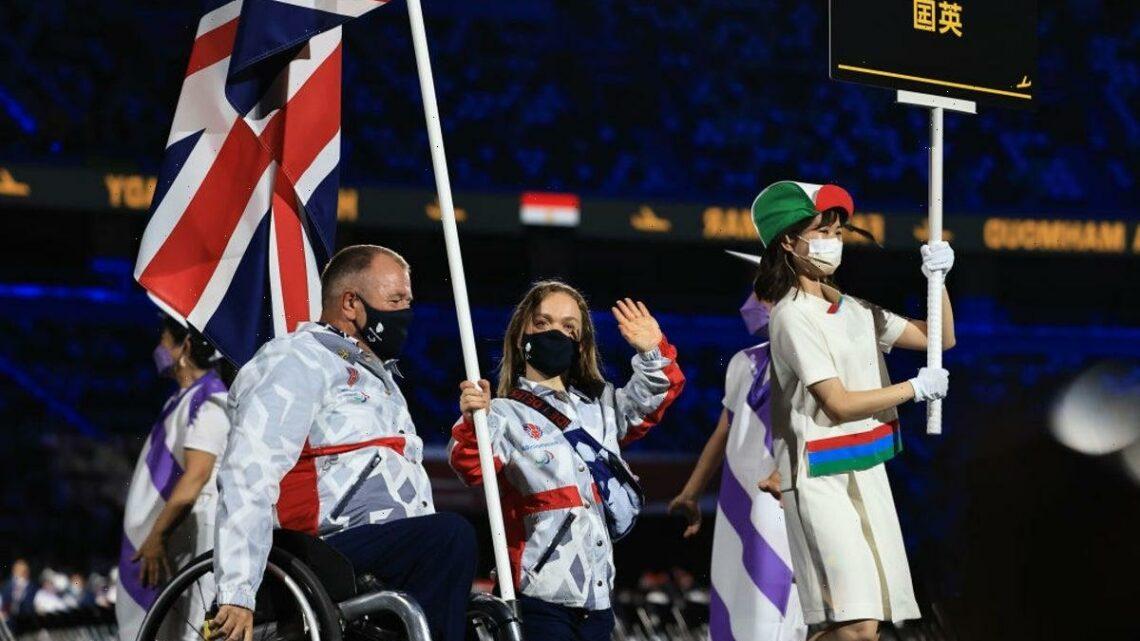Paralympics medal table: Who's winning Tokyo 2020 so far?