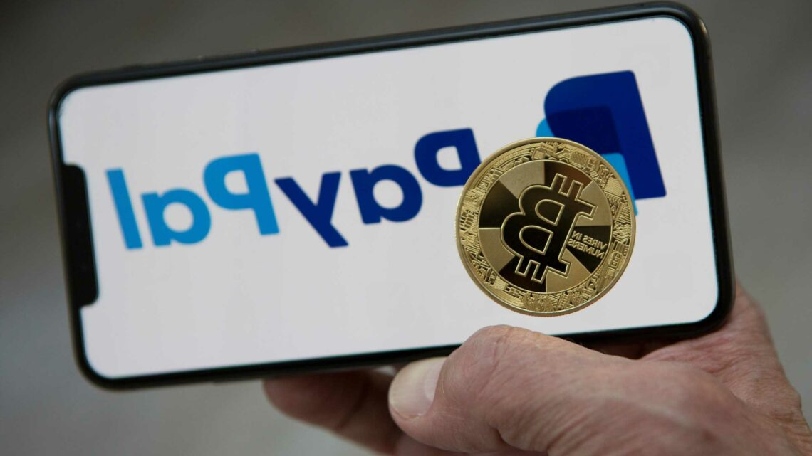Paypal launches UK cryptocurrency trading service – how does it work and what are the risks?