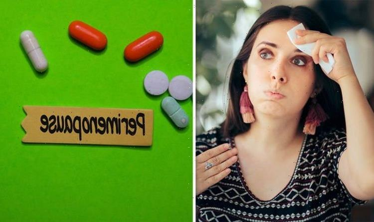 Perimenopause symptoms: The 14 signs you might be at risk of the condition
