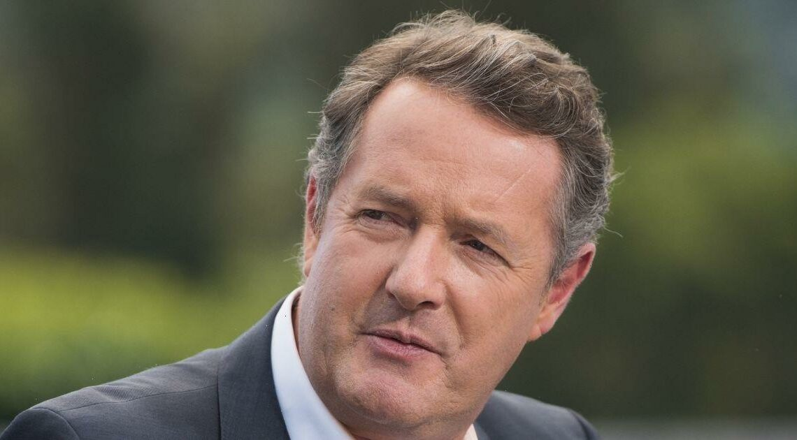Piers Morgan brands Harry and Meghan 'gutless weasels' in latest savage attack
