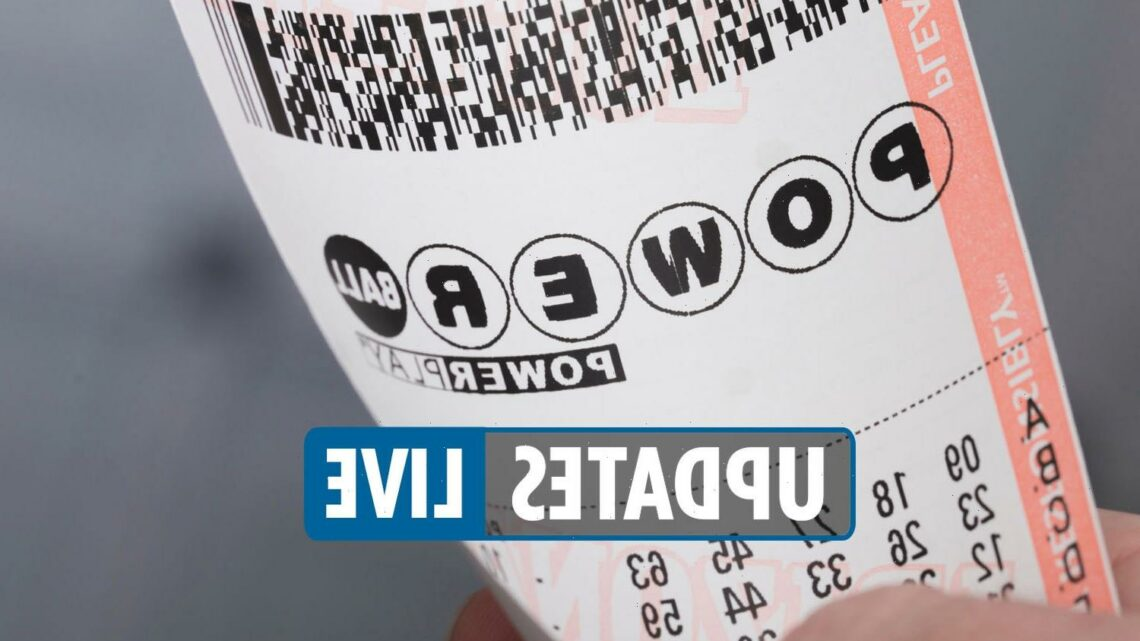 Powerball lottery results LIVE – Winning numbers are drawn for $304million jackpot on August 25