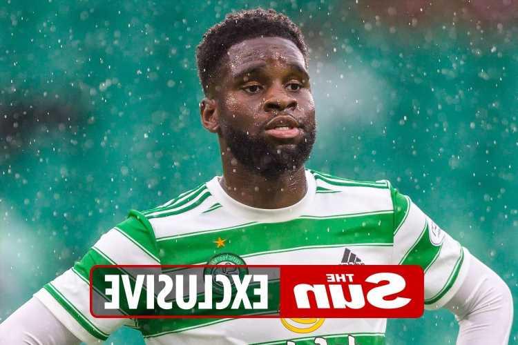 Premier League clubs put off transfer swoop for Celtic star Odsonne Edouard due to striker's £85k-a-week wage demands