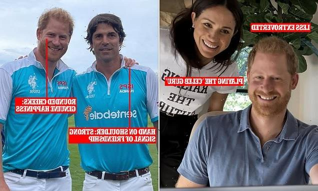 Prince Harry 'relishing' in camaraderie with polo playing BFF