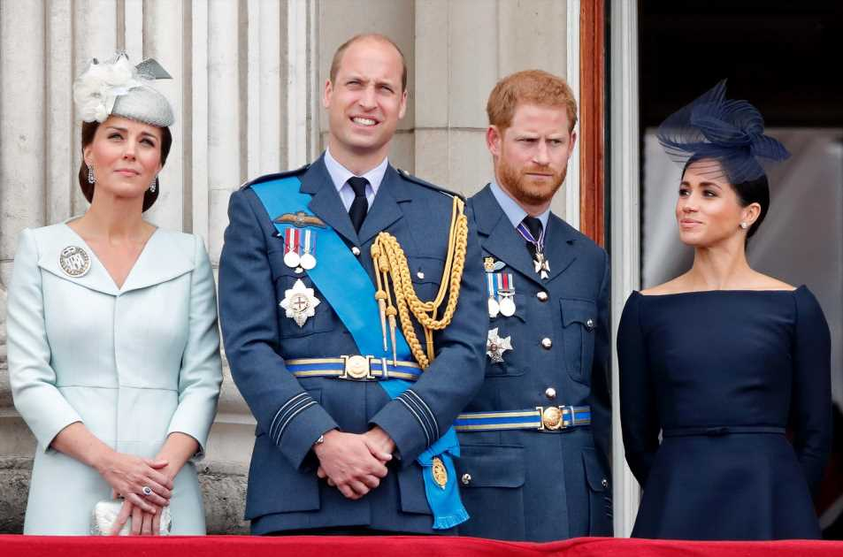 Prince Harry's Invictus charity receives £500k grant from Kate Middleton & Prince William who are delighted at 'success'