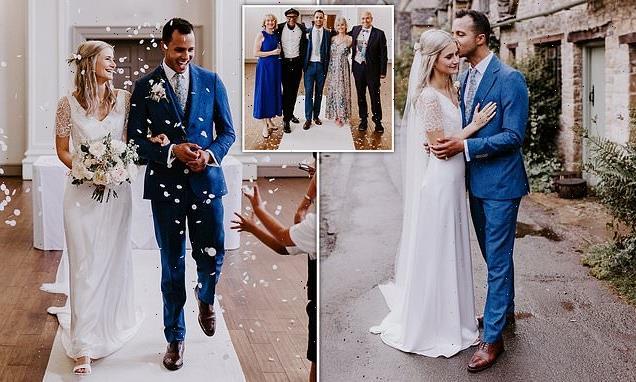Repair Shop star Will Kirk weds his long-term girlfriend
