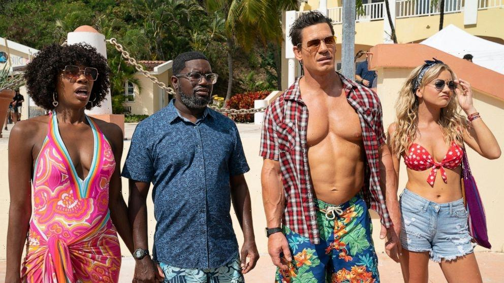 Review: Cena, Howery make 'Vacation Friends' a trip