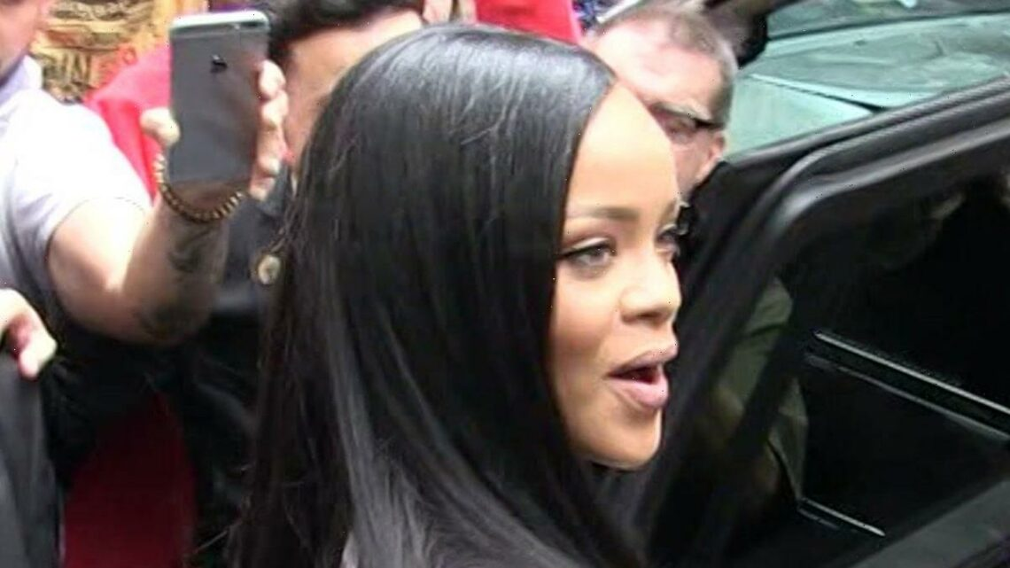 Rihanna's a Billionaire and World's Richest Female Musician, Forbes Says