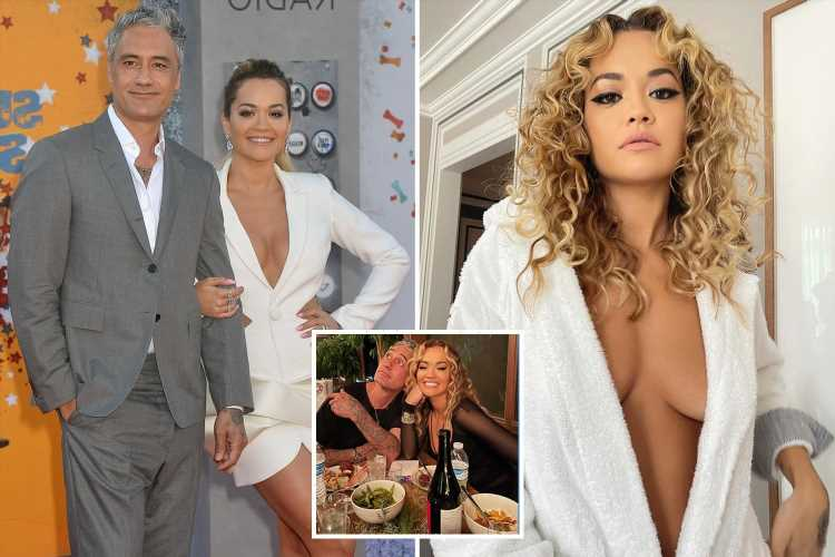Rita Ora and director boyfriend Taika Waititi are 'talking about marriage' after just five months together