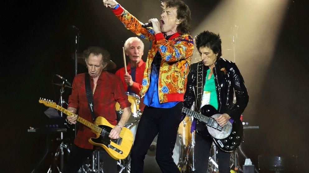 Rolling Stones honor album 'Tattoo You' with 9 new tunes