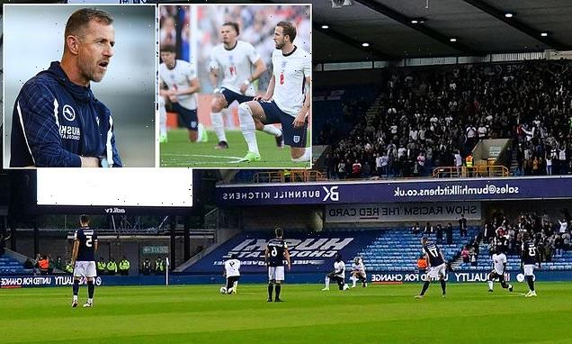 Rowett calls for football to follow Millwall and DITCH taking the knee