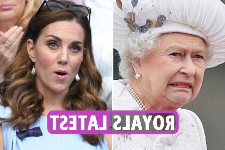 Royal Family news – Queen made BRUTAL 'stinging' remark attacking Kate Middleton's luxury lifestyle and fancy holidays