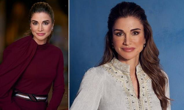 Royal Hashemite court of Jordan mark Queen Rania's 51st birthday