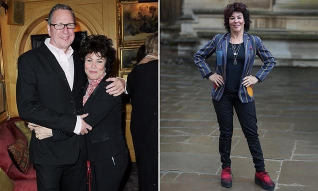 Ruby Wax says people find it 'odd' she spends time away from husband