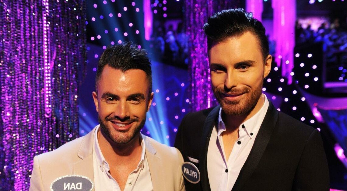 Rylan Clark-Neal sparks marriage reconciliation rumours after seeing husband Dan