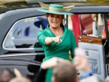 Sarah Ferguson dishes on a day in the life of a royal