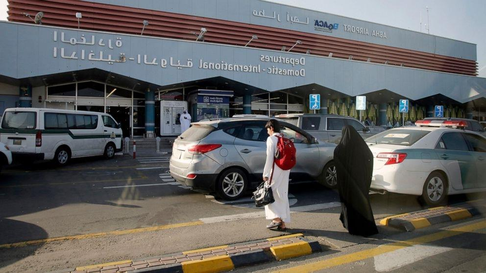 Saudi TV: Drone attack on airport wounds 8, damages plane