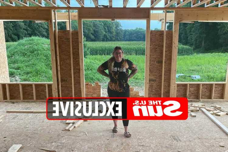 See Teen Mom Kailyn Lowry's Delaware dream home featuring dog run & football field as construction nearly complete