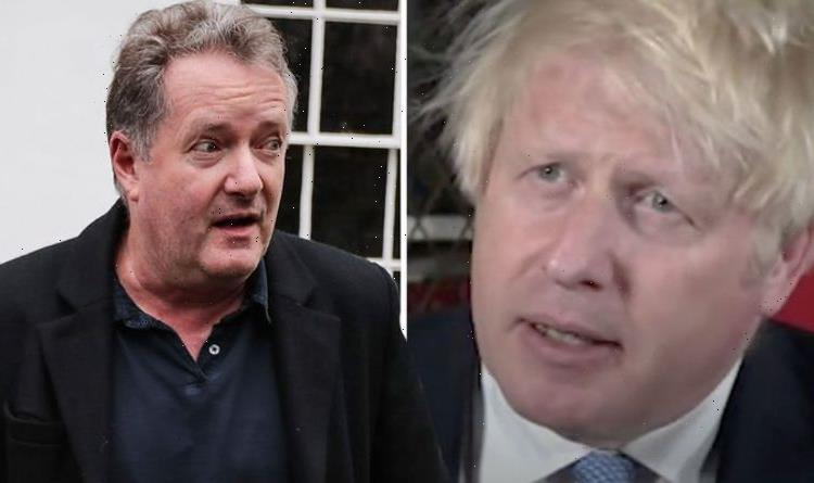 Shut up! Piers Morgan blasts Boris for meaningless blather after Afghanistan statement