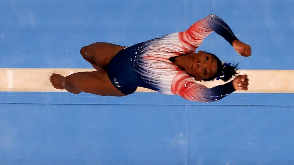 Simone Biles reveals family tragedy after dramatic Olympic return