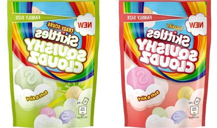 Skittles launches first ever gummy in the UK – where to get
