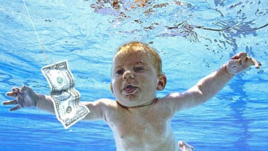 Spencer Elden, Baby on Nirvana's 'Nevermind' Cover, Sues Band for Child Porn