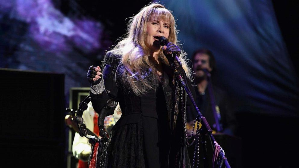 Stevie Nicks says she 'saved' herself by overcoming past drug addiction