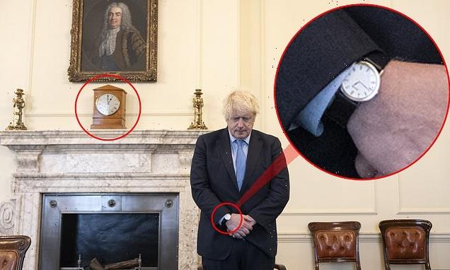 TOM UTLEY: Like Boris Johnson, I set my watch 10 mins fast