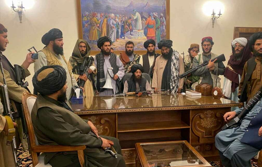 Taliban becomes 'world's richest terror group as jihadis sit on £2TRILLION worth of oil, drugs & stolen cash