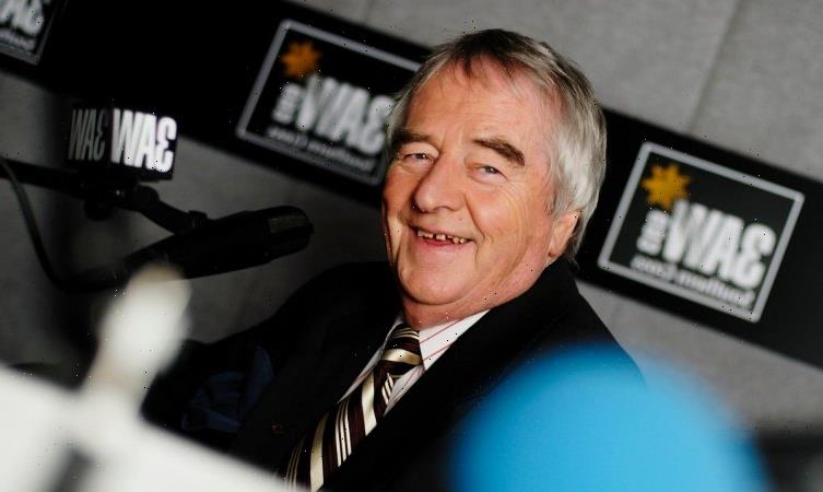 Television and radio star Ernie Sigley dies at the age of 82