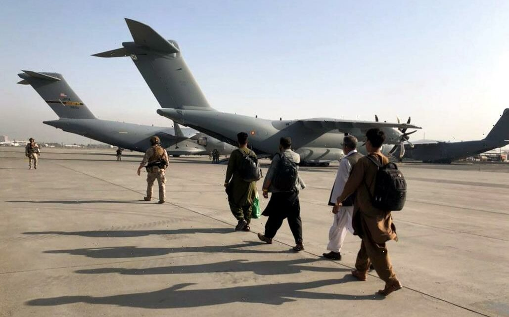 Terrorists are trying to sneak into Britain on Kabul evacuation flights to unleash wave of attacks in UK