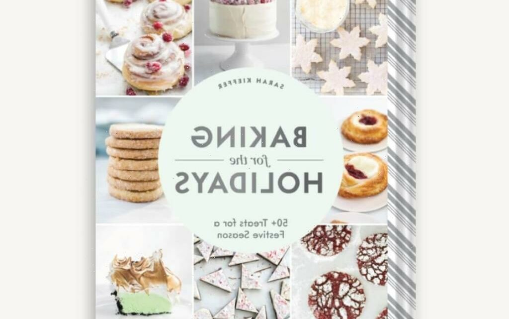 The 'Vanilla Bean Blog' Has a New Best-Selling Holiday Baking Book & It's Already Discounted on Amazon