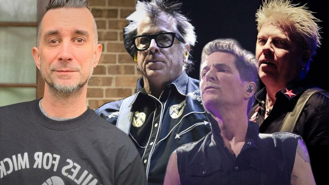 The Offspring's Drummer Not Kicked Out, But Return Appears Unlikely