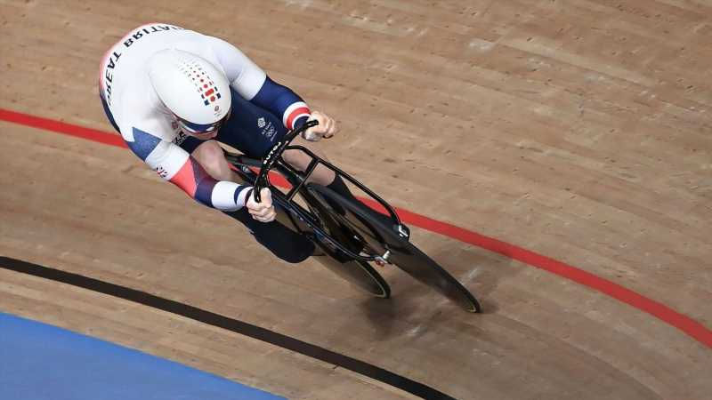 Tokyo 2020 Olympics: Jack Carlin wins bronze for Team GB in mens cycling sprint