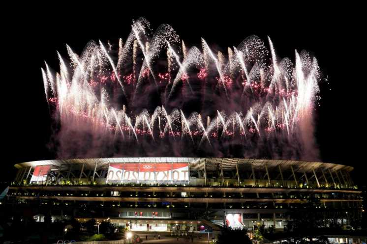 Tokyo Olympics closing ceremony: UK start time, live stream, TV channel as historic 2020 Games come to a close