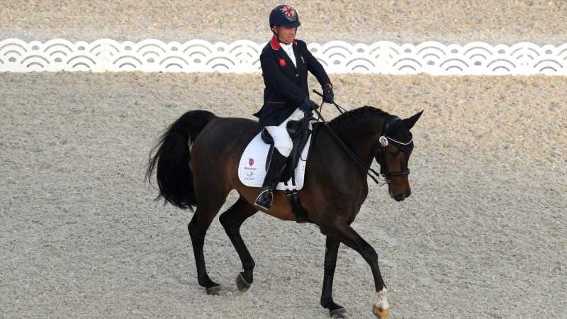 Tokyo Paralympics: Sir Lee Pearson secures 12th career Paralympic gold medal