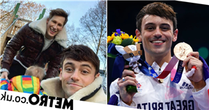 Tom Daley 'in talks to write children's book' after Olympic success