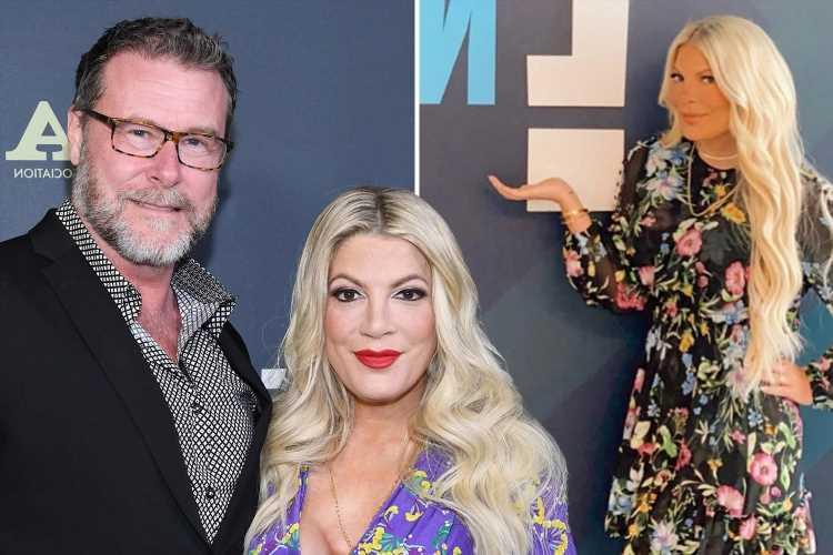 Tori Spelling's husband Dean McDermott gushes over 'amazing' wife & brags he's 'so proud' of her amid divorce rumors