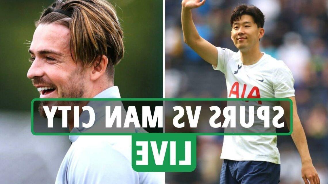 Tottenham vs Man City LIVE: Stream, TV channel, team news and kick-off time for today's massive Premier League clash
