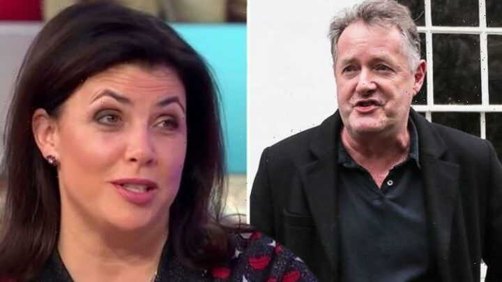 Tread very carefully Kirstie Allsopp issues warning to Piers Morgan over Tom Daley post