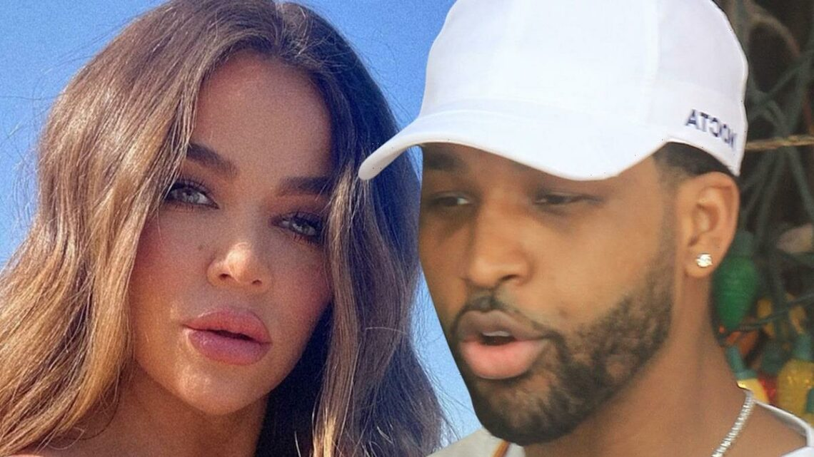 Tristan Thompson & Khloe Kardashian Not Back Together