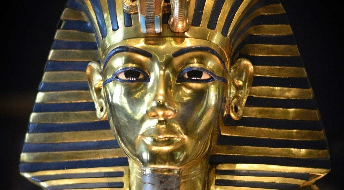 Tutankhamun's iconic death mask may have been for someone else, experts say