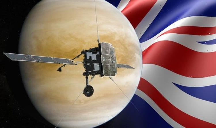 UK hailed 'global science superpower' as Solar Orbiter probe approaches Venus for flyby