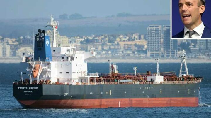 UK joins Israel in claims that Iran attacked tanker in fatal drone strike
