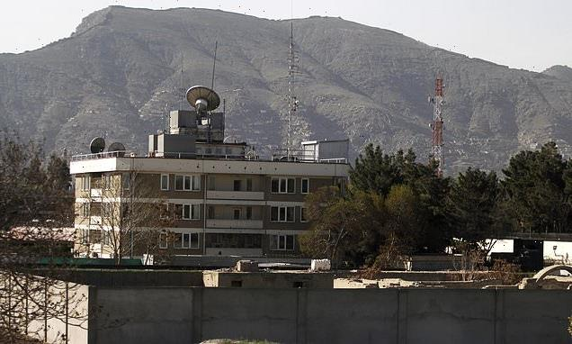 UK officials left contact details of Afghan staff in abandoned embassy