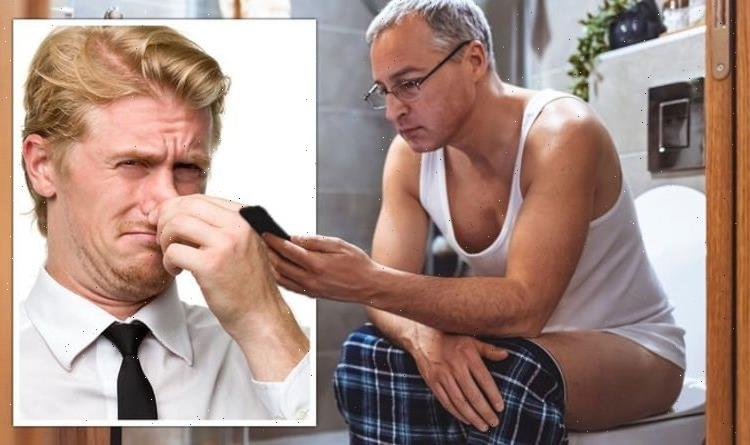 Vitamin B12 deficiency symptoms: Three troubling signs on the toilet indicative of low B12