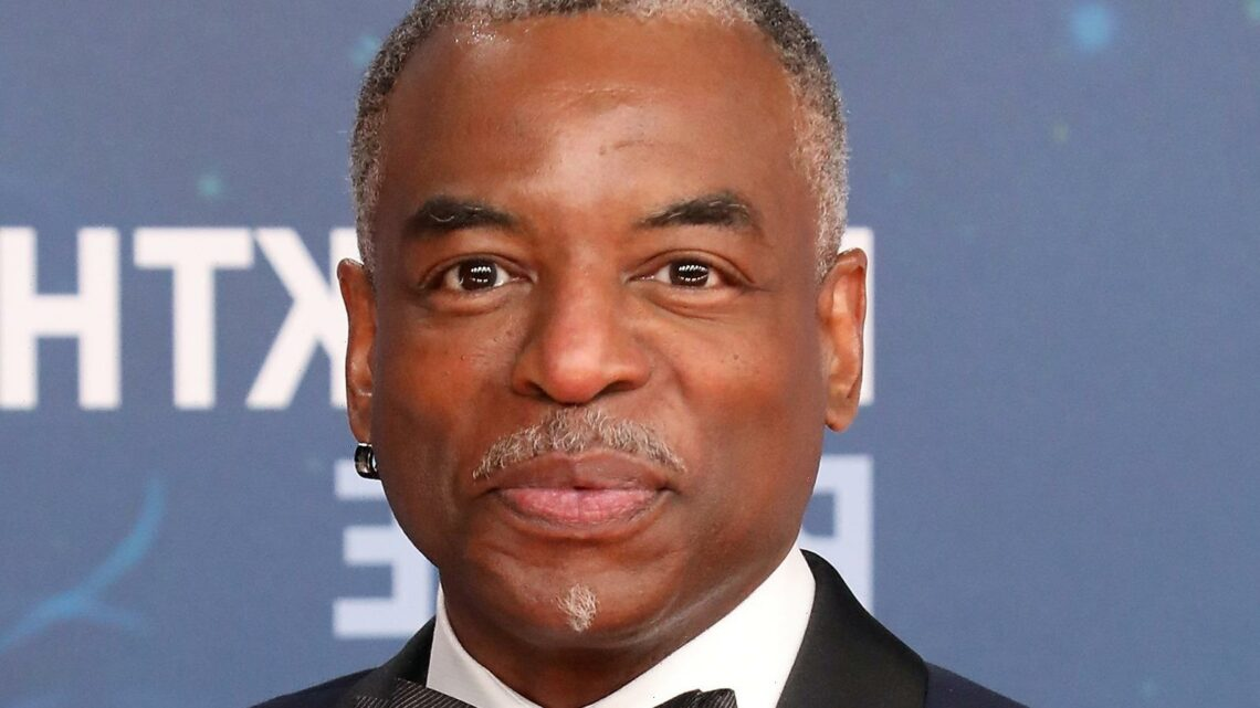 What A Poll Just Revealed About LeVar Burton