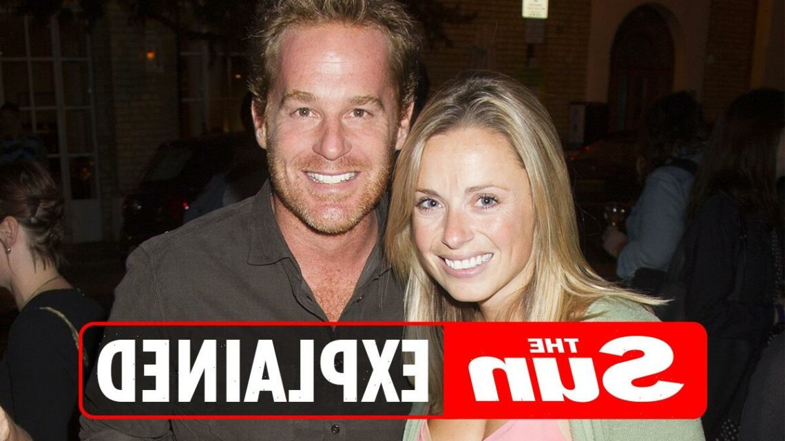Who is Adam James wife Victoria Shalet?