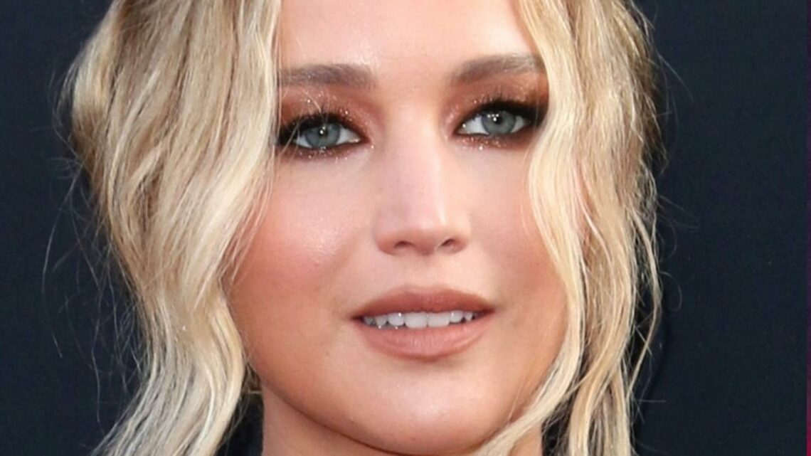 Why Lindsay Lohan's Sister Has A Problem With Jennifer Lawrence