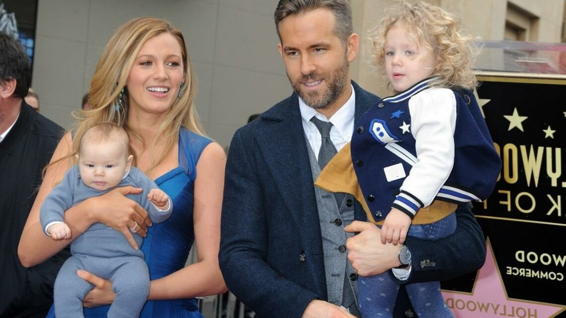 Why Ryan Reynolds Didn't Tell His Daughters About Taylor Swift's Song 'Betty' at First