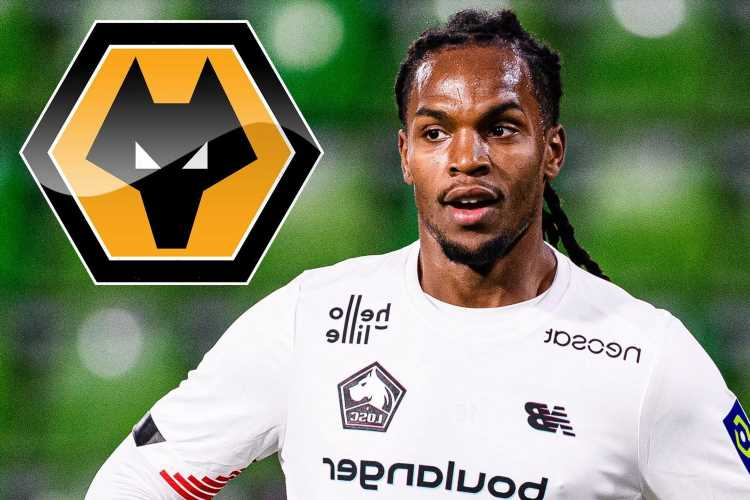Wolves in talks to sign Renato Sanches on loan transfer from Lille after ex-Premier League flop's career turnaround